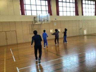 スポーツの秋!バスケットボール!
